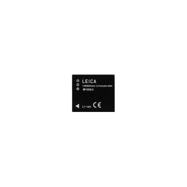 Leica BP-DC6 Lithium Ion Battery for Digilux 3 SLR Digital Camera (18675) [並行輸入品]