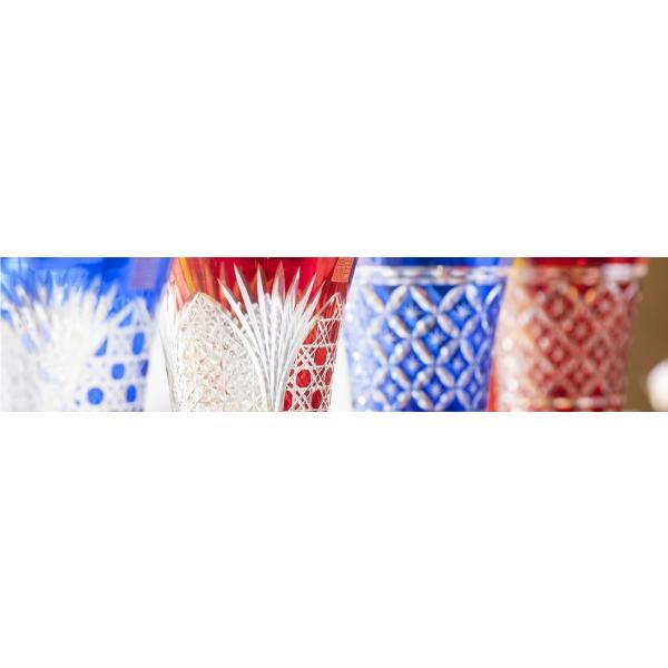 (焼酎 グラス タンブラー 切子 セット ロック)江戸切子 市松 黒 ミニオールドグラス 内祝い 引き出物 結婚内祝い 引出物 引越し お返し お祝い|niwa-company|10