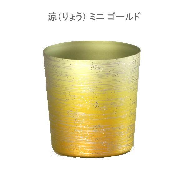 お歳暮 内祝い お返し 涼 りょう ミニ チタン タンブラー 保温 保冷 おしゃれ 二重 カップ コーヒー 米寿 プレゼント 金婚式 ビアカップ ビールグラス|niwa-company|05