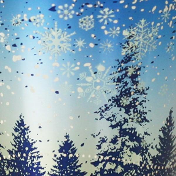 お歳暮 内祝い お返し 華チタン 雪花 ブルー チタン タンブラー 保温 保冷 おしゃれ 二重 カップ コーヒー 米寿 プレゼント 金婚式 ビアカップ ビールグラス|niwa-company|02