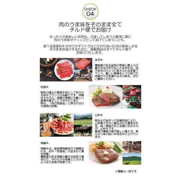 お歳暮 内祝い お返し カタログギフト お肉 グルメ リンベル プレミアム 国産和牛 溌剌(はつらつ) niwa-company 05
