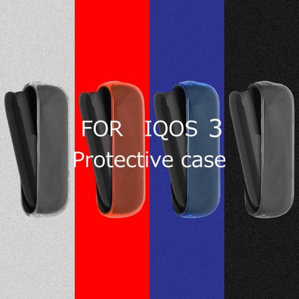 アイコス アイコス3 ケース カバー iqos iqos3 アイコスケース アイコス3ケース 高透明 本体保護 『IQOS3用クリアハードケース』|niwaco-y-shop|02