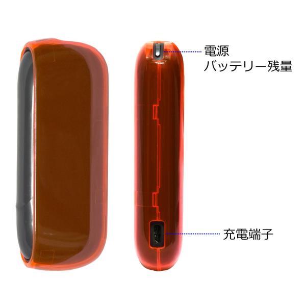 アイコス アイコス3 ケース カバー iqos iqos3 アイコスケース アイコス3ケース 高透明 本体保護 『IQOS3用クリアハードケース』|niwaco-y-shop|08