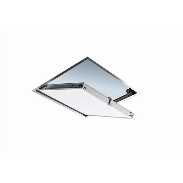 天井点検口額縁タイプ支持金具型300×600シルバー1台