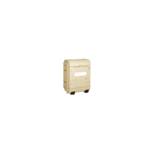 ポイスター 環境保全用品・大型ダストボックス キャスター無し 400L POP-400N|niwanolifecore|04