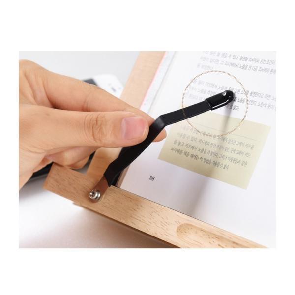 木製 卓上 2段ブックスタンド 40cm幅 多用途 読書台 組立て・分離式  3段階角度調節 S402(メーカー直輸入品)|niyantarose|05