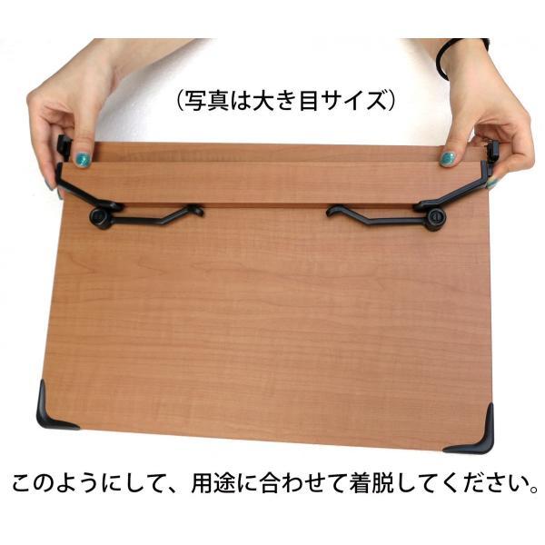 2017新モデル 見やすい角度に14段階調節 木製ブックスタンド コンパクトサイズ(30×21cm)S301 折りたたみ式 多用途 書見台 読書台 筆記台 (メーカー直輸入)|niyantarose|12
