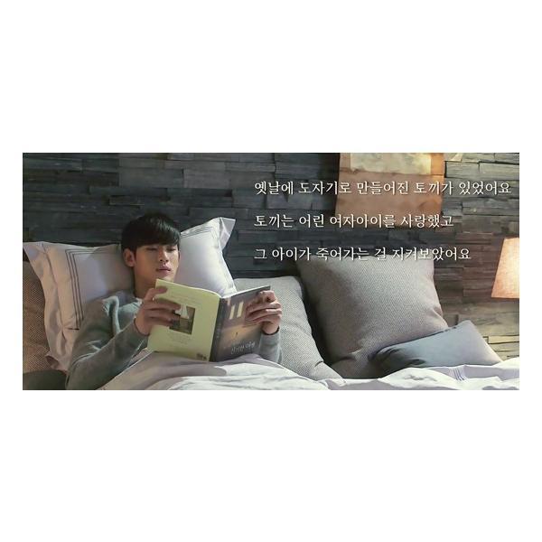 韓国語の小説 エドワード・テュレインの奇跡の旅(愛をみつけたうさぎ)〜『星から来たあなた』の本〜|niyantarose|04