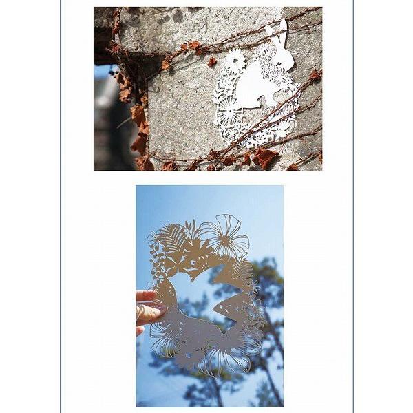 韓国の切り絵 『咲き出でる 2番目』ペーパーカッティングアート 図案集|niyantarose|04
