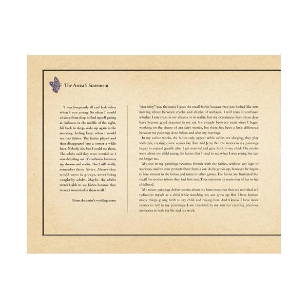 韓国語 画集 『シン・ソンミの韓服遊戯 - 韓英併記画集』 著:シン・ソンミ|niyantarose|04