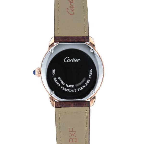 カルティエ ロンドソロ SM/W6701007 新品 レディース