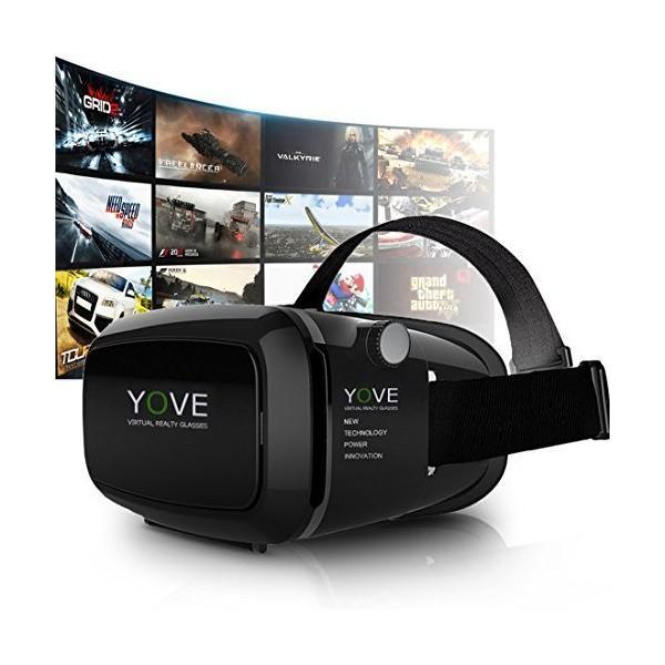 627799c74d2e Kaotoer 3D VR Glasses VR Headset Movie Visor 3D Vr Virtual Reality ...