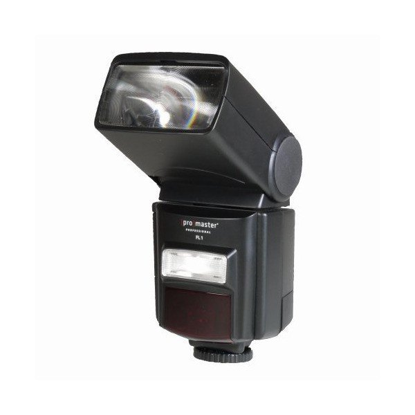 ProMaster FL1 Professional TTL Flash - For Nikon