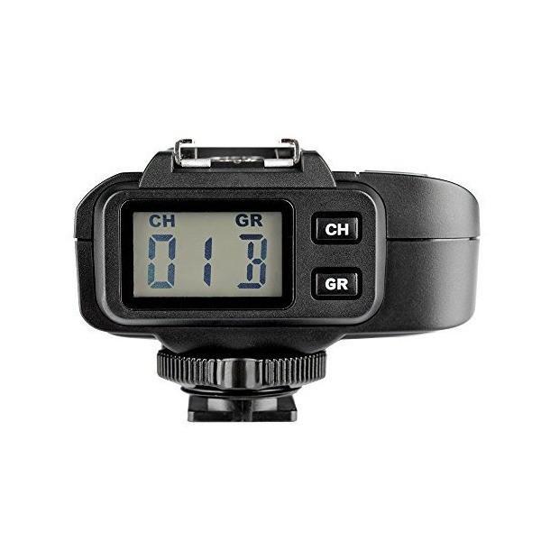 Godox X1N 2.4G Wireless Flash Single Receiver for Nikon DSLR Camera (X1R-N
