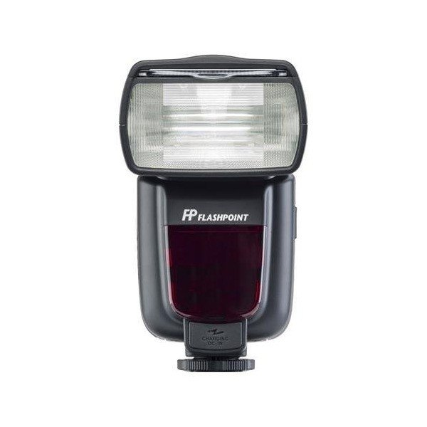 Flashpoint Zoom TTL R2 Flash With Integrated R2 Radio Transceiver - Canon