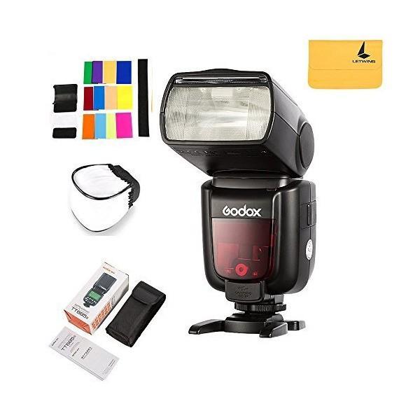 GODOX TT685F HSS 2.4G TTL GN60 Camera Flash Speedlite High-Speed Sync Exte