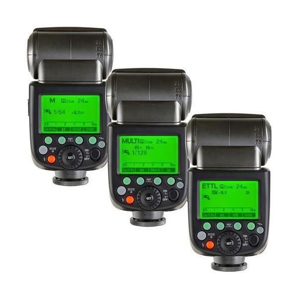 Flashpoint Zoom Li-on R2 TTL On-Camera Flash Speedlight For Fuji (V860II-F