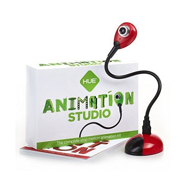 complete stop kit HUE Animation Studio Red for Windows PCs and Apple Mac OS X
