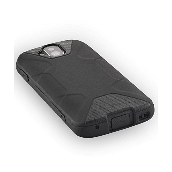 iPhone ケース kyocera Duraforce Pro Case E6810, E6820, E6830 Rugged