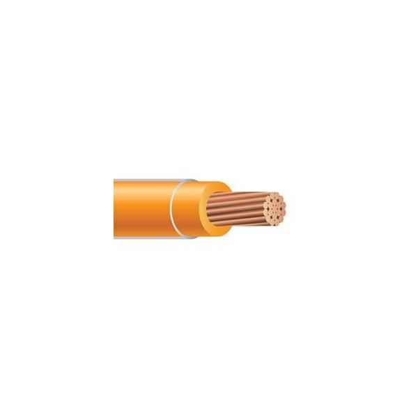 1000FT 500 awg THHN Stranded copper Building Wire 600V Orange