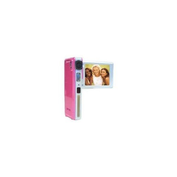 Jazz 12MP Dig Movie Cam with 2.0 LCD Pink
