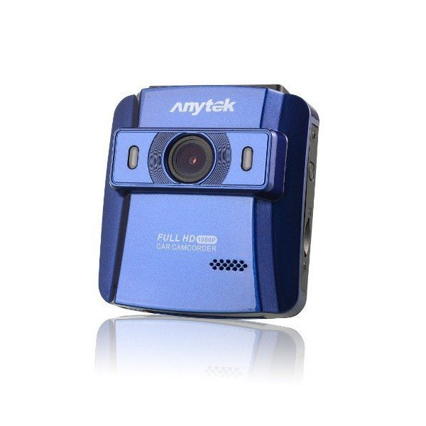 Anytek AT750Car DVRVideo Camera with 2.4-Inch TFT LCD (Blue)