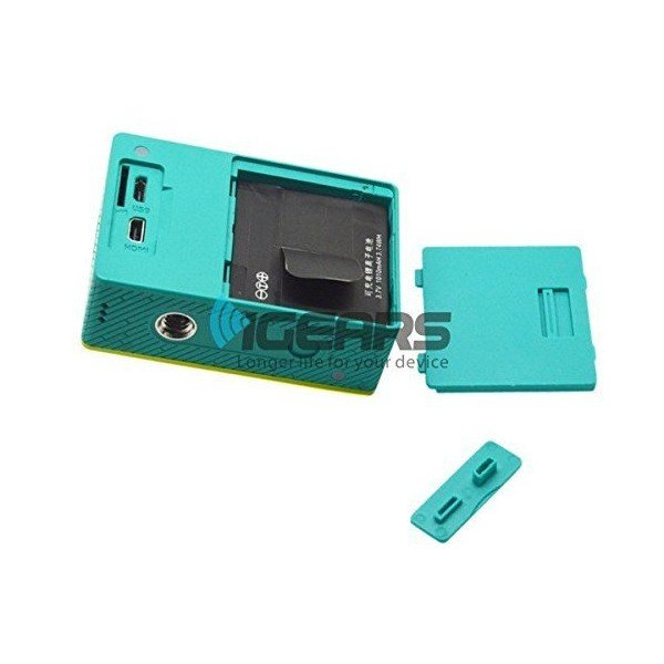 1pcs Replacement Battery Door + 1pcs Side Cover USB Port cover For Xiaomi