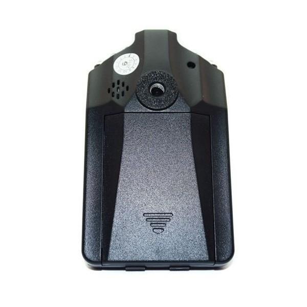 "Pama Plug 'N' Go Portable In Car Camera 720P Hd Dvr 2.5"" Tft Lcd Drive Das"