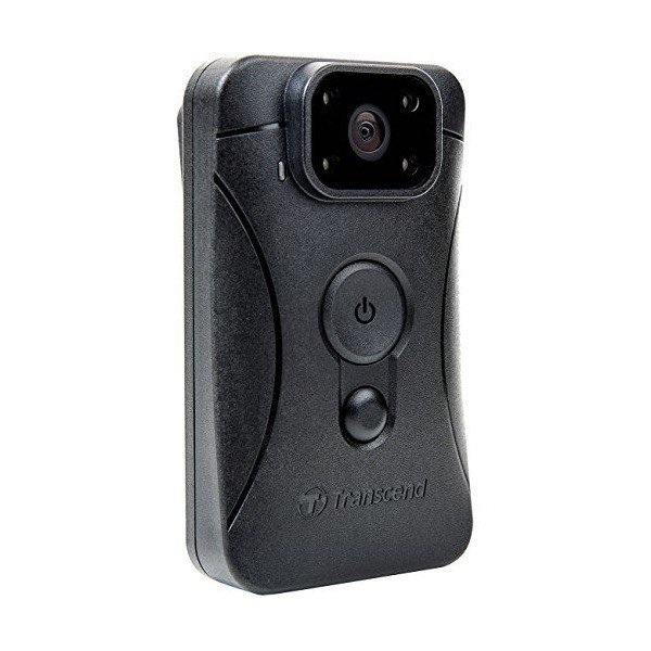 Transcend DrivePro Body 10 1080p HD Video Camera Camcorder with 32GB Card