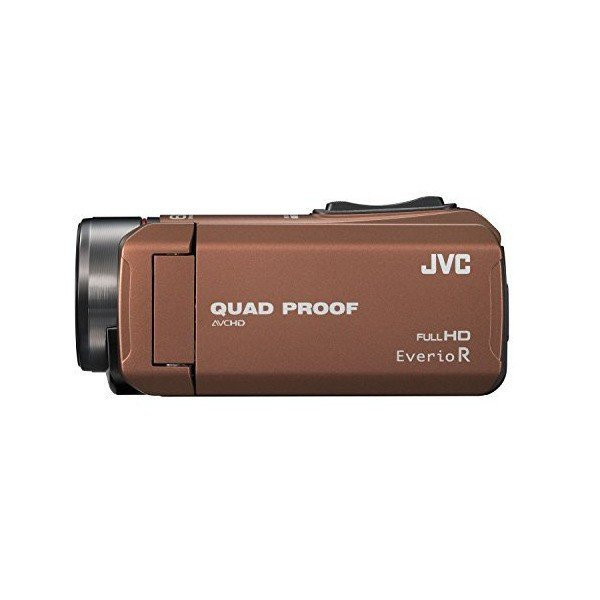 JVC video camera Everio R built-in memory 32GB GZ-R400-T (Light Brown)
