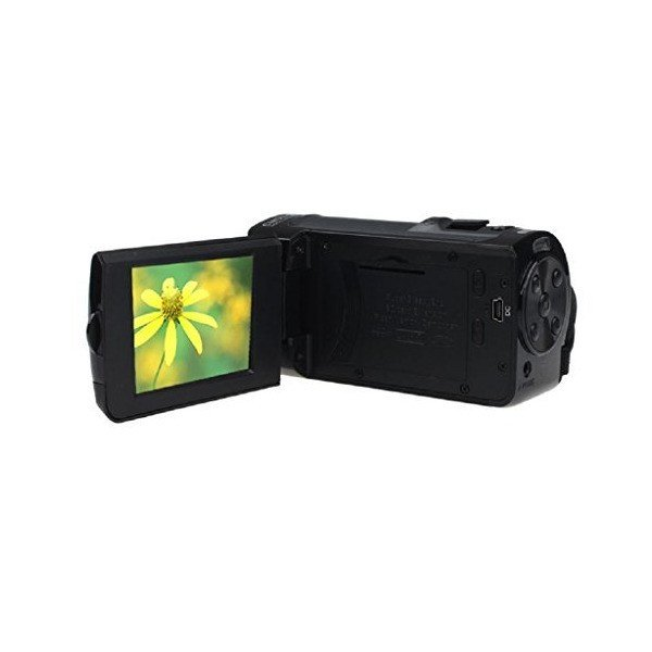 Mandy Full HD Camera 1080P 16MP Video Camera LCD 8X Zoom Camcorders Record