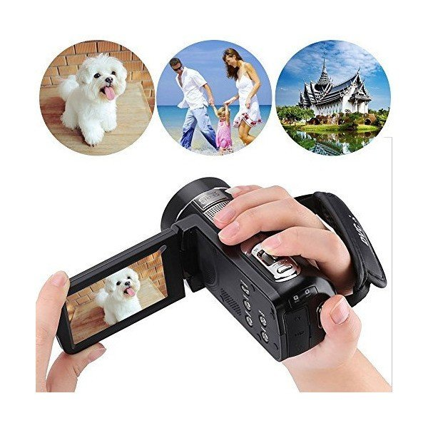 Digital Video Camera Camcorders, Weton Portable Handheld Video Camcorder H
