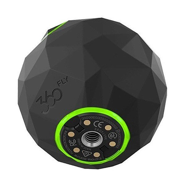 "360fly 4K Video Camera 7PC Accessory Bundle - Includes 48"" Monopod, Flexib"