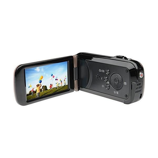 Bell & Howell Slice2 DV7HD 1080p HD Slim Video Camera Camcorder (Champ
