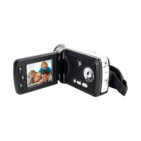 Bell & Howell DV200HD HD Video Camera Camcorder with Built-in Video Li