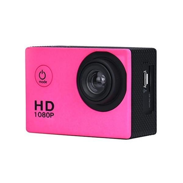 Hometom Mini 1080P Full HD DV Sports Recorder Waterproof Car Action Camera