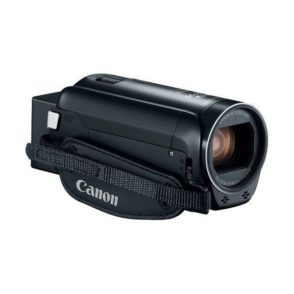 Canon VIXIA HF R800 Camcorder with Sandisk 32 GB SD Memory Card + LED Ligh