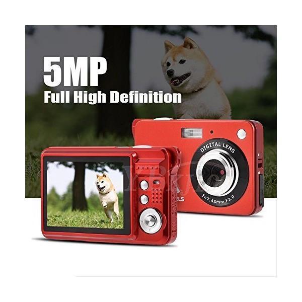 Fosa Mini Digital Camera with 2.7 Inch TFT LCD Display, 18 Mega Pixels Rec