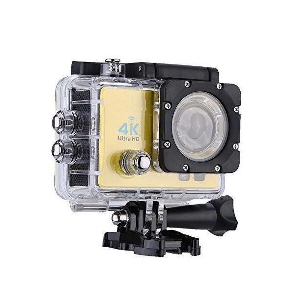 "2"" LCD Sport Camera with 30m Waterproof Case, FPV Video Output, Flash Ligh"