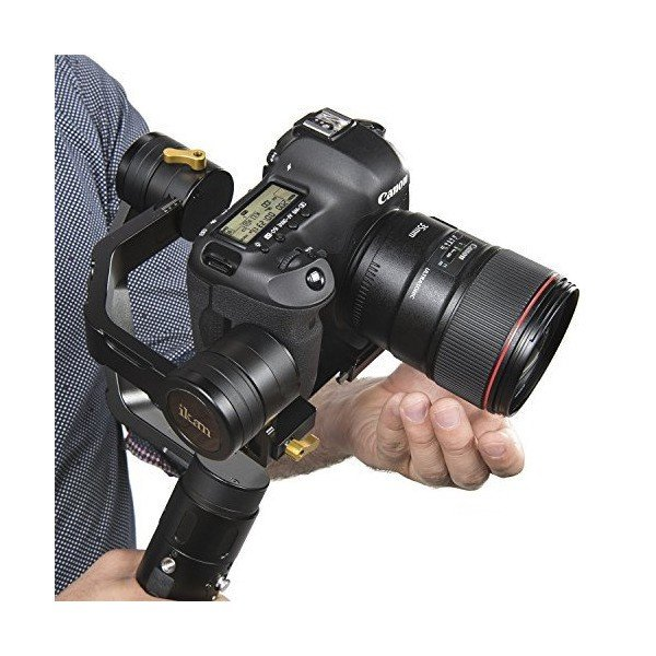 Ikan Beholder 3-Axis Gimbal Stabilizer with Encoders for DSLR and Mirrorle