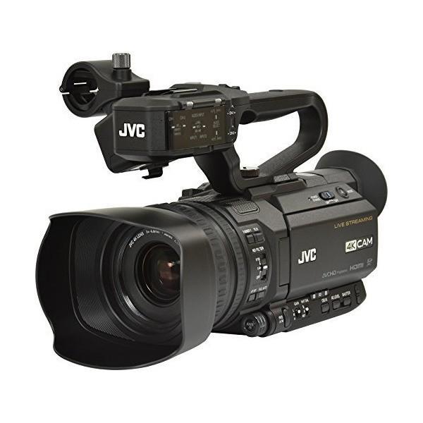 JVC GY-HM250U Ultra 4K HD 4KCAM Professional Camcorder & Top Handle Au