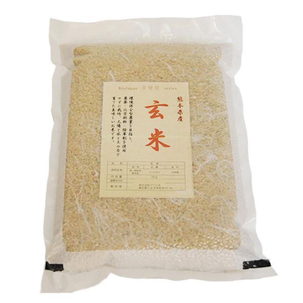 ビオジャパン無農薬玄米