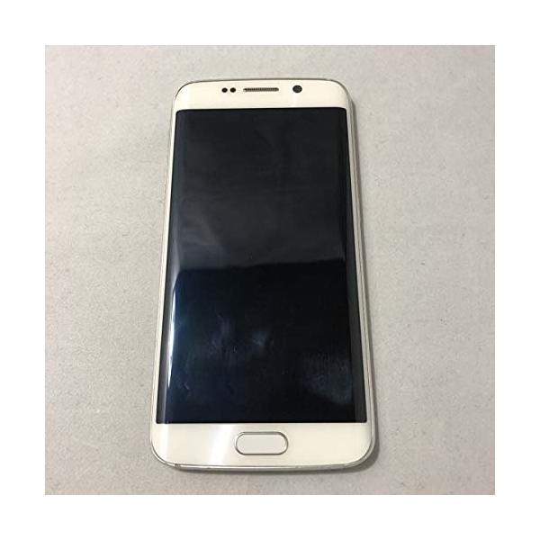GALAXY S6 64GB ホワイト SoftBankの画像