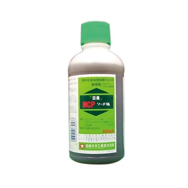 除草剤 農薬 MCPソーダ塩  300g