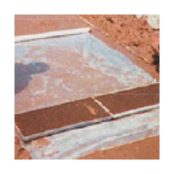 農業用マルチシート 全面有孔ポリ  長さ100m×厚さ0.03mm×幅135cm 5本セット