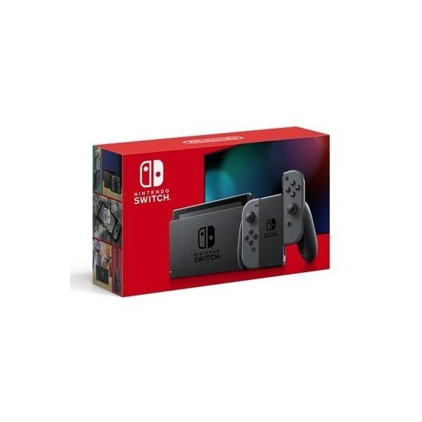 NintendoSwitchHAD-S-KAAAA グレー 任天堂スイッチ本体新品