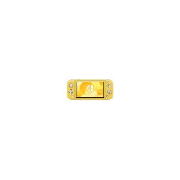 NintendoSwitchLite イエロー 任天堂スイッチライト本体新品