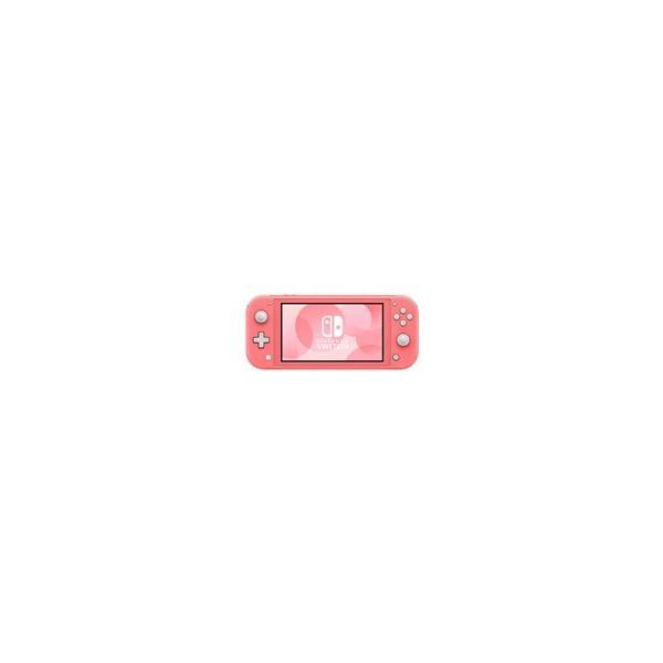 NintendoSwitchLite コーラル 任天堂スイッチライト本体新品