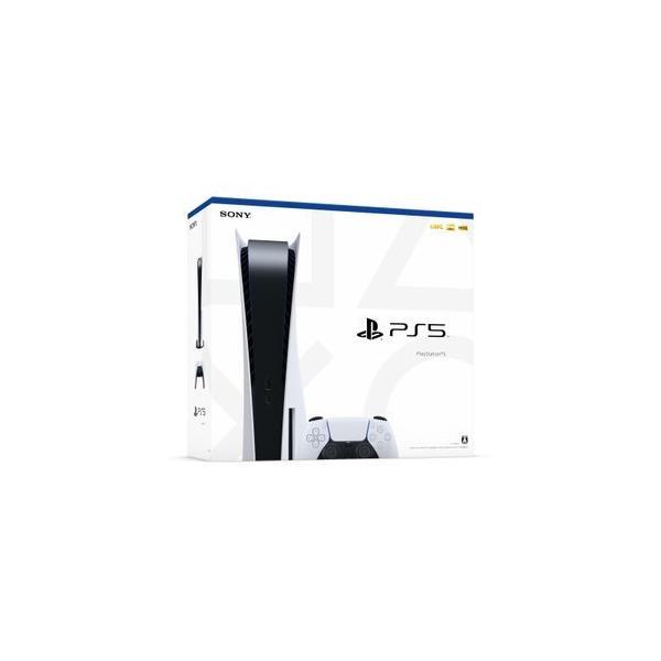 新品PS5PlayStation5プレイステーション5本体CFI-1000A01