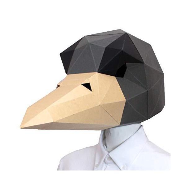 KAMIJIMA Paper Mask ダチョウ むにむに製作所